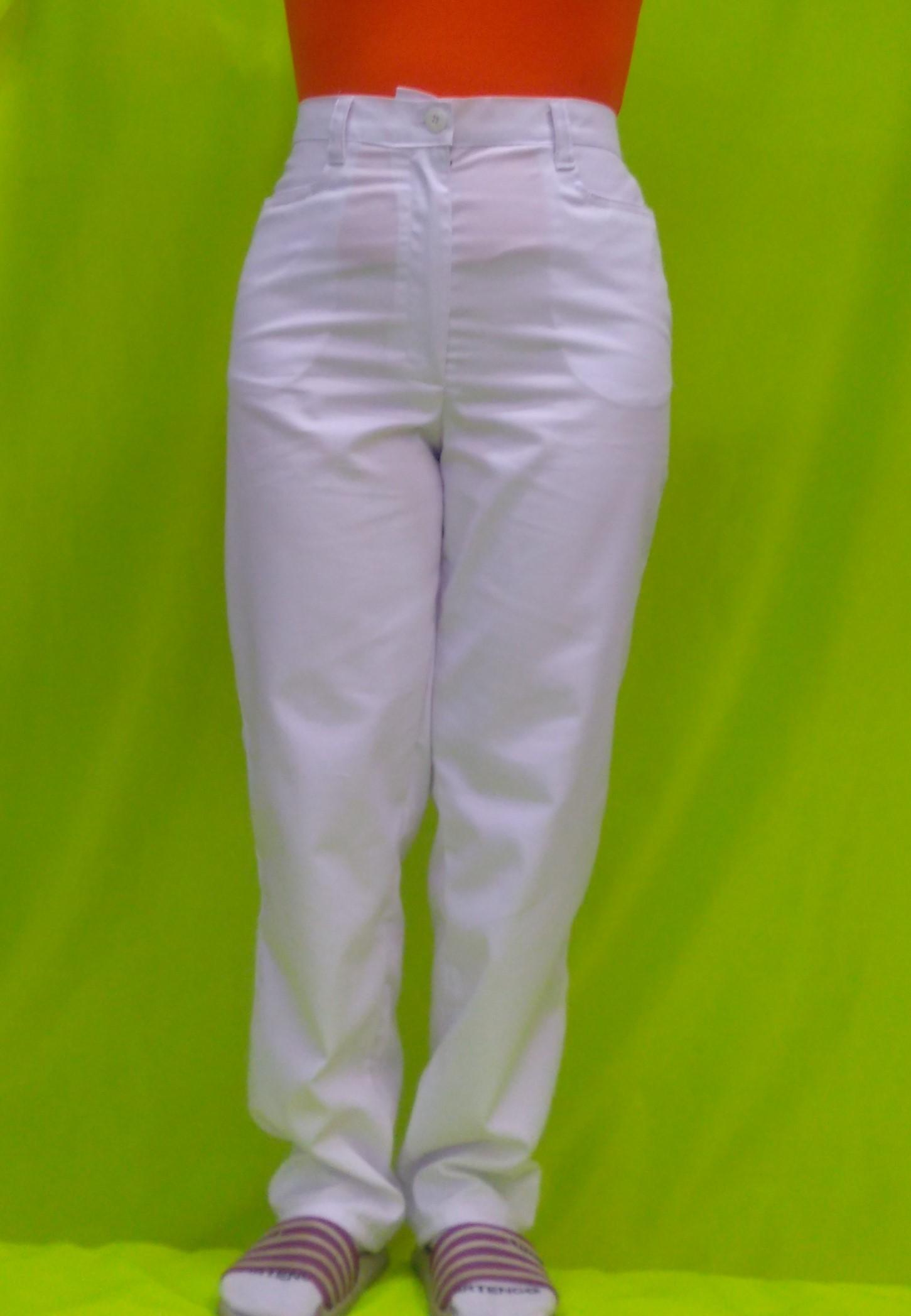 1cec59cc1b06 Dámske kuchárske nohavice s výšivkou